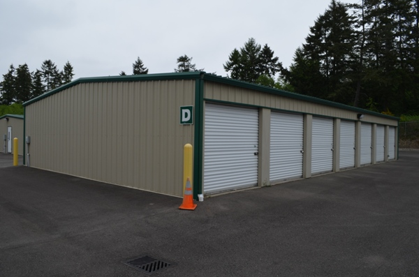 Storage Unit Photo Gallery - Building D