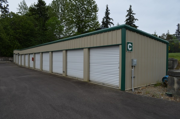 Storage Unit Photo Gallery - Building C
