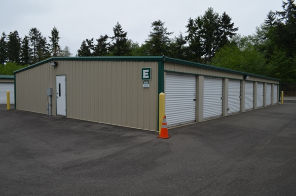 Storage Unit Photo Gallery - Building E