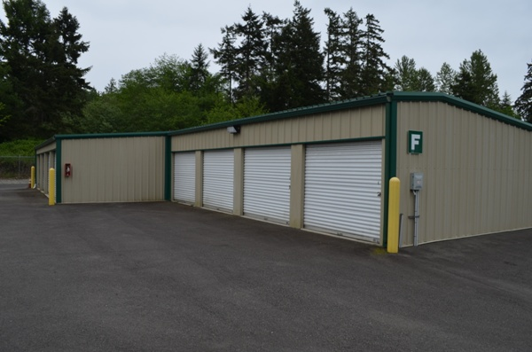 Storage Unit Photo Gallery - Building F