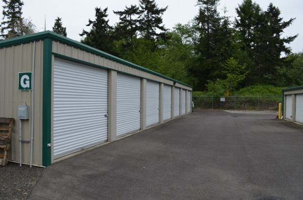 Storage Unit Photo Gallery - Building G