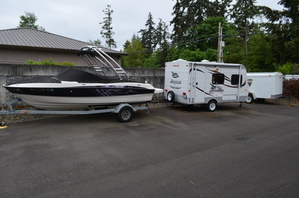 Storage Unit Photo Gallery - Boat & RV Storage